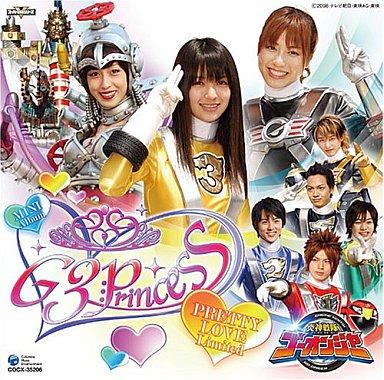 【中古】アニメ系CD GO-ON Girls/炎神戦隊 ゴーオンジャー GO-ON Girls ミニアルバム