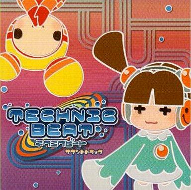 【中古】アニメ系CD テクニクビート サウンドトラック