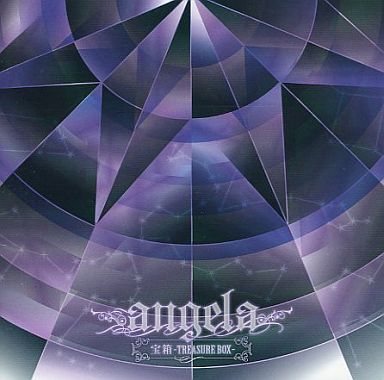 【中古】アニメ系CD angela / angela BEST ALBUM 宝箱-TREASURE BOX-