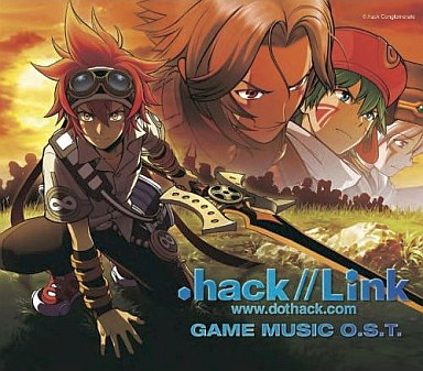 .hack//Link GAME MUSIC O.S.T.[初回限定盤]