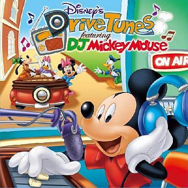 【中古】アニメ系CD DJ ミッキーマウスといっしょ ディズニー・ドライブ・チューンズ