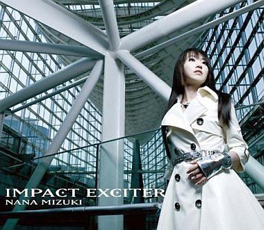 【中古】アニメ系CD 水樹奈々/IMPACT EXCITER[通常盤]