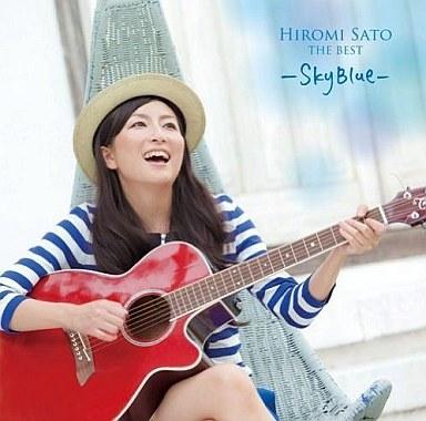 佐藤ひろ美 / the BEST -Sky Blue-