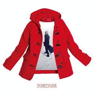 【中古】アニメ系CD スネオヘアー/赤いコート[DVD付限定盤] 「荒川アンダー ザ ブリッジ×ブリッジ」ED