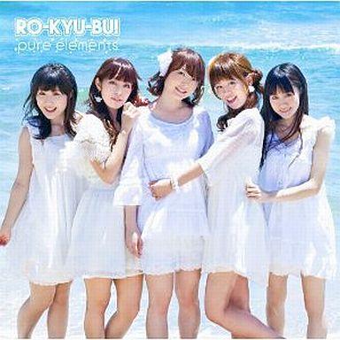【中古】アニメ系CD RO-KYU-BU! / pure elements