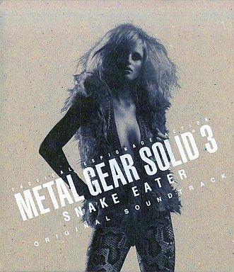 METAL GEAR SOLID 3 SNAKE EATER ORIGINAL SOUNDTRACK[初回版]