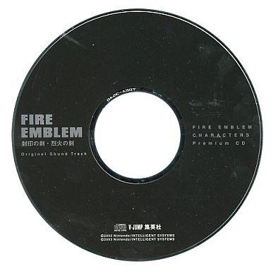 【中古】アニメ系CD FIRE EMBLEM 封印の剣・烈火の剣 Original Sound Track