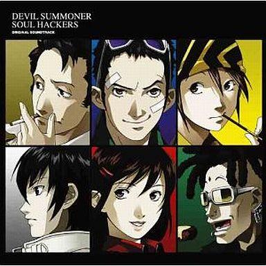 【中古】アニメ系CD N3DS「デビルサマナー ソウルハッカーズ」オリジナルサウンドトラック