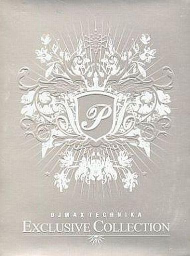 【中古】アニメ系CD DJMAX TECHNIKA EXCLUSIVE COLLECTION[韓国盤]