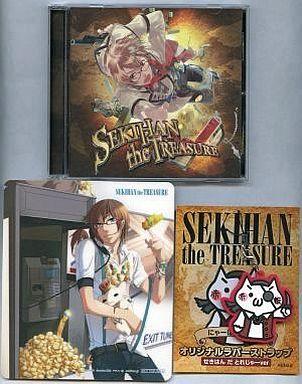 【中古】アニメ系CD 赤飯 / SEKIHAN the TREASURE(数量限定ラバーストラップ&マウスパッド付)