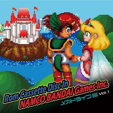 【中古】アニメ系CD Rom Cassette Disk In NAMCO BANDAI Games Inc. -メガドライブ編 vol.1