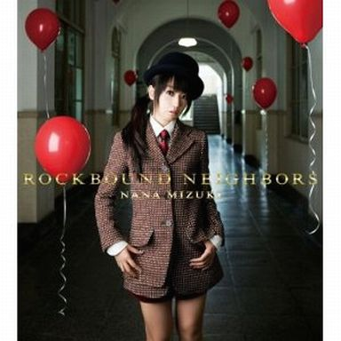 【中古】アニメ系CD 水樹奈々 / ROCKBOUND NEIGHBORS[BD付初回限定盤]