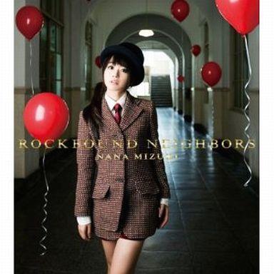 【中古】アニメ系CD 水樹奈々 / ROCKBOUND NEIGHBORS[DVD付初回限定盤]