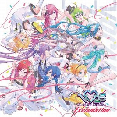 V Love 25(Vocaloid Love Nico)-Exclamation-