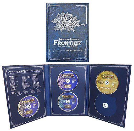 【中古】アニメ系CD モンスターハンター フロンティア オンライン アニバーサリー2012コレクション