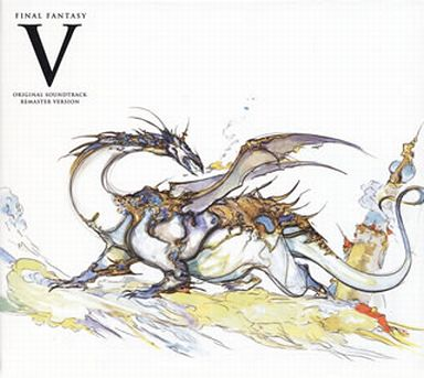 【中古】アニメ系CD FINAL FANTASY V Original Sound Track Remaster Version[初回生産限定盤]