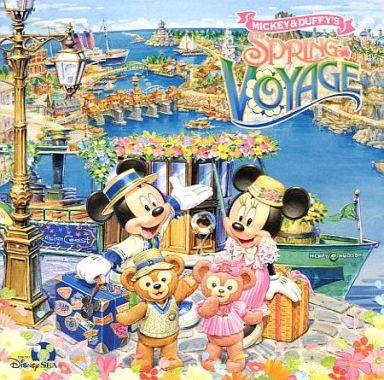 【中古】アニメ系CD 東京ディズニーシー ミッキーとダッフィーのスプリングヴォヤッジ