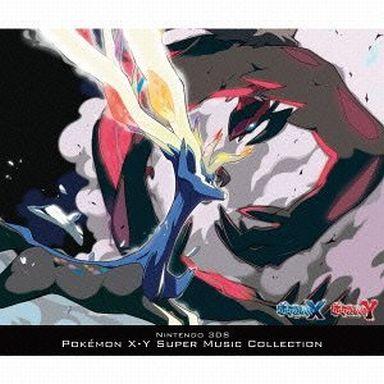【中古】アニメ系CD ニンテンドー3DS ポケモンX・Y スーパーミュージックコレクション