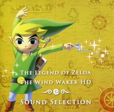 THE LEGEND OF ZELDA THE WIND WAKER HD SOUND SELECTION(ゼルダの伝説 風のタクトHD サウンドセレクション)