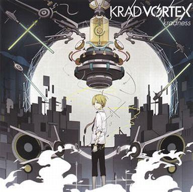【中古】アニメ系CD kradness / KRAD VORTEX[通常盤]