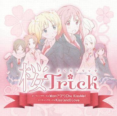 TVアニメ「桜Trick」OP&ED主題歌
