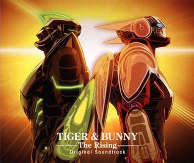 【中古】アニメ系CD 劇場版「TIGER&BUNNY -The Rising-」オリジナルサウンドトラック