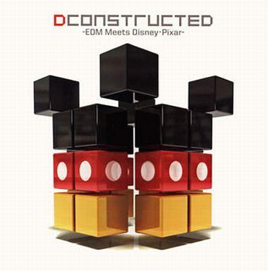 【中古】アニメ系CD DCONSTRUCTED -EDM Meets Disney-