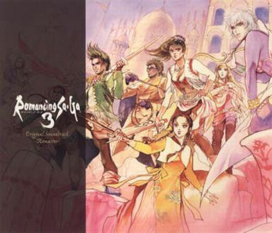 【中古】アニメ系CD Romancing SaGa 3 Original Soundtrack -REMASTER-