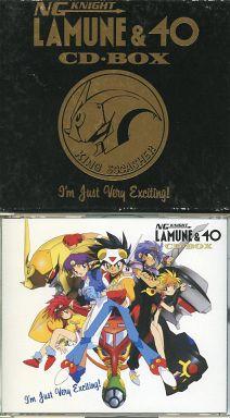 NG騎士ラムネ&40 CD BOX (状態:ケース状態難)