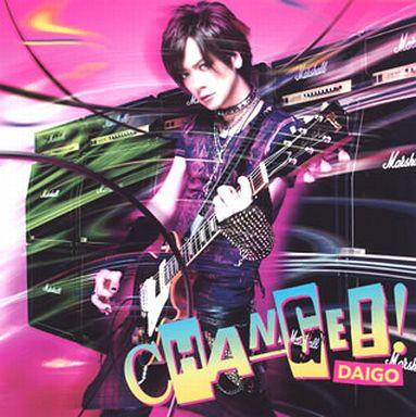 【中古】アニメ系CD DAIGO / CHANGE!! / 心配症な彼女[通常盤] 映画「劇場版カードファイト!!ヴァンガード『3つのゲーム』」主題歌