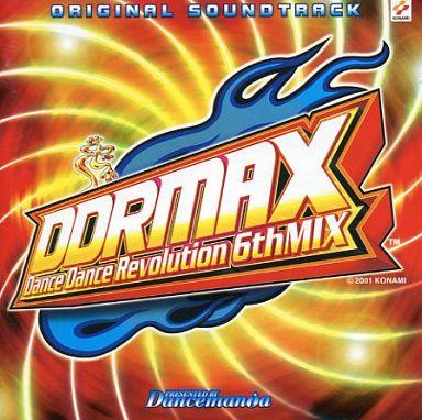【中古】CDアルバム ダンス・ダンス・レボリューションMAX オリジナル・サウンドトラック(状態:ケース状態難)