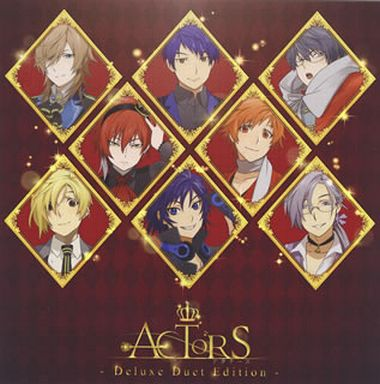 【中古】アニメ系CD ACTORS - Deluxe Duet Edition