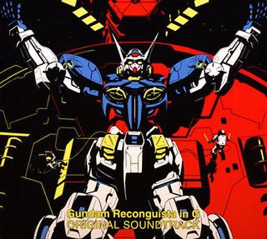 """TV anime """"Gundam G's Recongister"""" Original Soundtrack"""