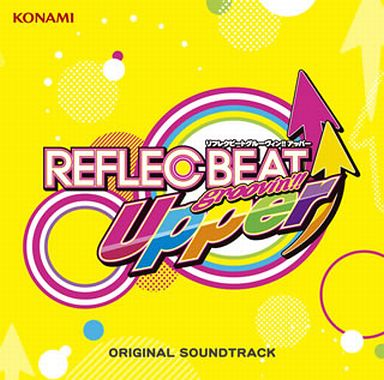 REFLEC BEAT groovin '!! Upper ORIGINAL SOUNDTRACK VOL.2 [Regular Edition]