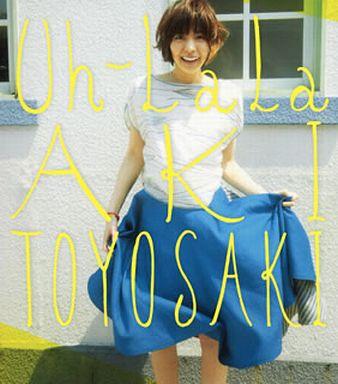 Toyosaki Aki / Uh-LaLa [Regular Edition]