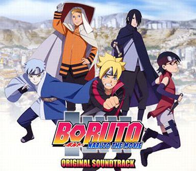 "Original version ""BORUTO Bolt-NARUTO THE MOVIE-"" Original Soundtrack"