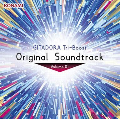 【中古】アニメ系CD GITADORA Tri-boost Original Soundtrack vol.1[DVD付]