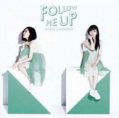 【中古】アニメ系CD 坂本真綾 / FOLLOW ME UP[DVD付初回限定盤]