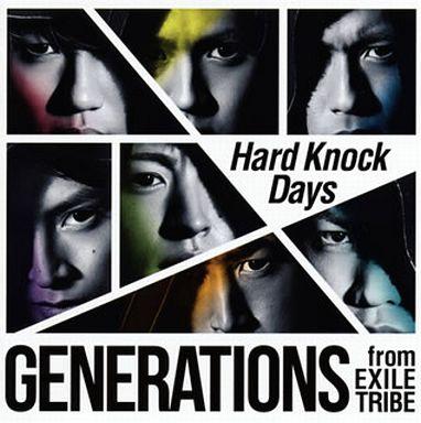 【中古】アニメ系CD GENERATIONS from EXILE TRIBE / Hard Knock Days[DVD付] ?TVアニメ「ONE PIECE」オープニングテーマ