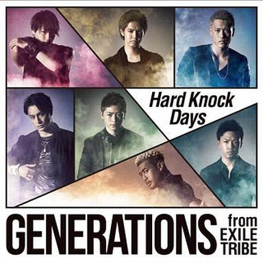 【中古】アニメ系CD GENERATIONS from EXILE TRIBE / Hard Knock Days ?TVアニメ「ONE PIECE」オープニングテーマ