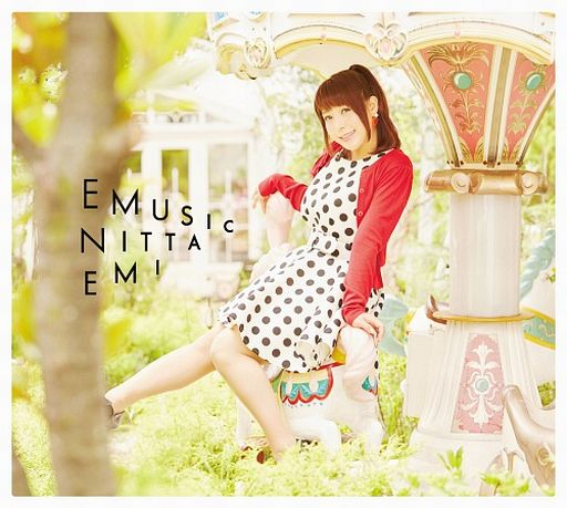 Megumi Nitta / EMUSIC [with photo booklet limited edition]
