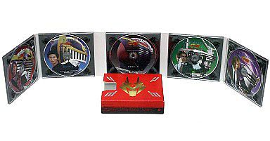 Kamen Rider Ryuki Complete CD - BOX LAST Message [Limited Edition] (Condition: Advertisement Card Missing Item)