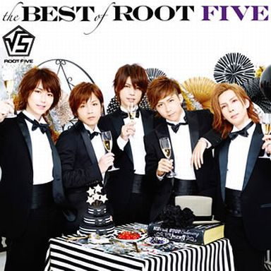 ROOT FIVE (√ 5) / the BEST of ROOT FIVE [with DVD]