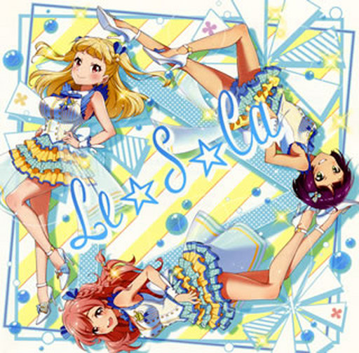Le☆S☆Ca / YELLOW[通常盤]