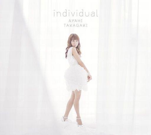 Takagaki Ayano / individuaL [w / DVD, Limited Edition]
