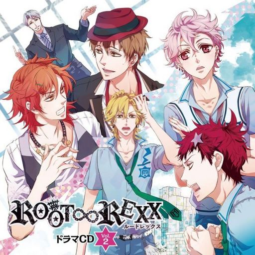 "Drama CD ""ROOT ∞ REXX"" Vol.2"