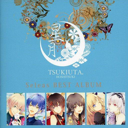 "Tsukita. Series Seleas Best Album ""Star Moon"""