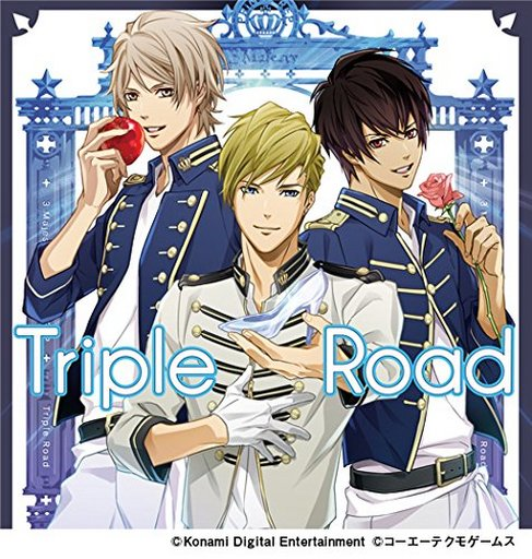 3 Majesty / Triple Road [First Press Limited Edition]