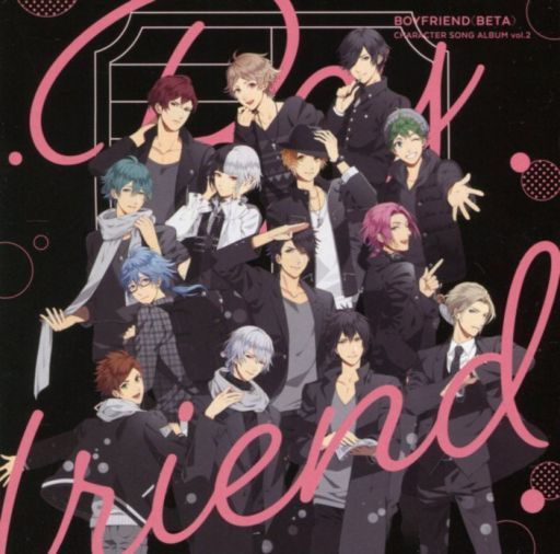 """Boyfriend (Tentative)"" Character Song Album vol.2 [Normal Edition]"