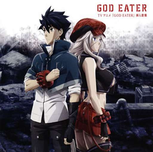 "TV anime ""GOD EATER"" Insert Songbook"